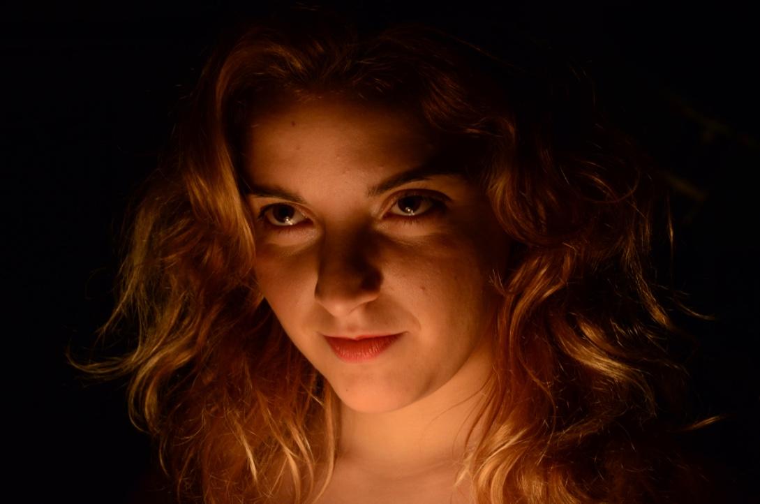 Fotografare gli attori. Giorgia Auriemma fotografata da Lisa Vacca