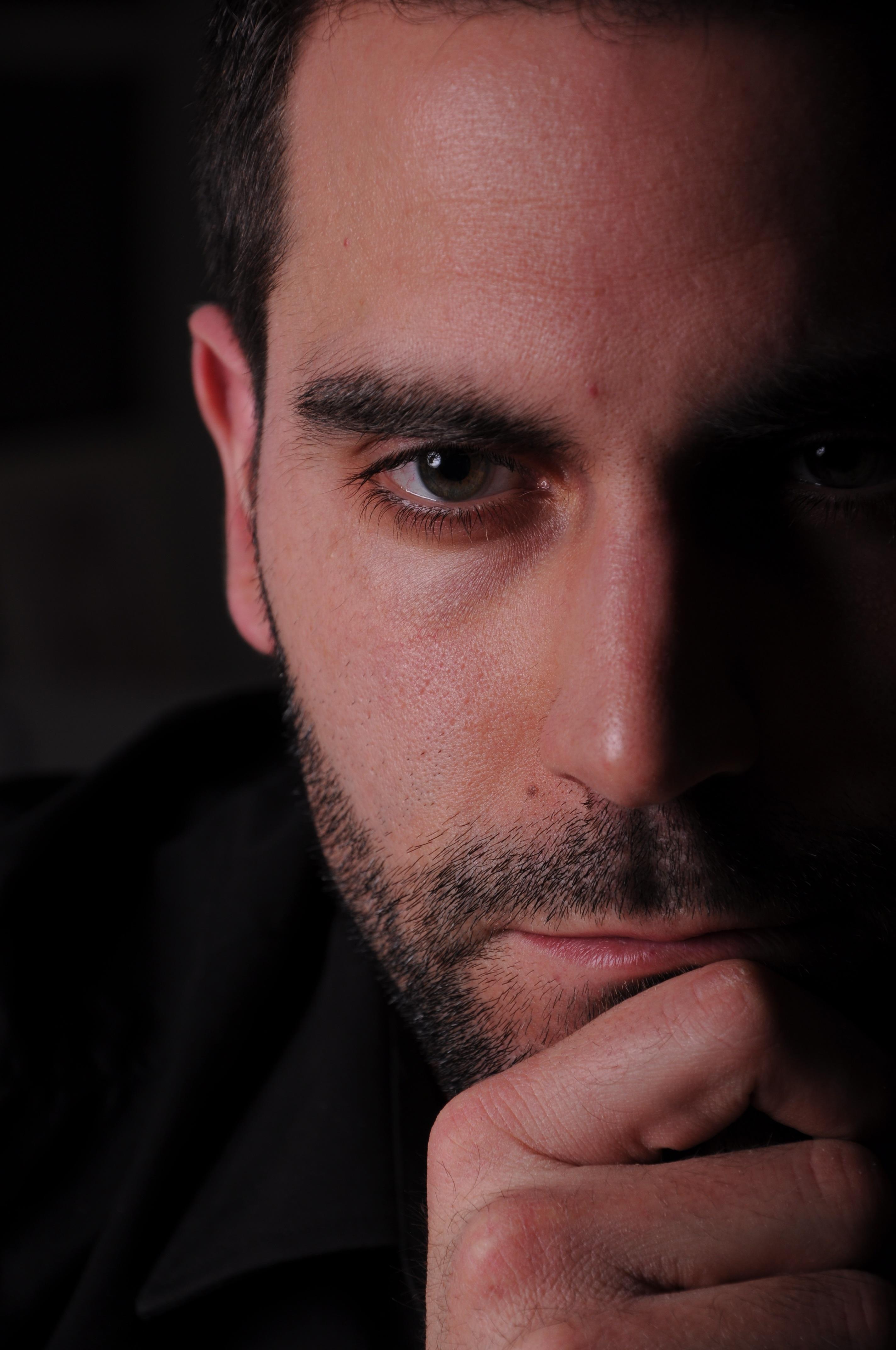 fotografare gli attori. Giovanni Gioachin fotografato da Angela Porello