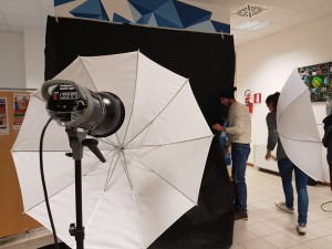 performance fotografica a Fantalica