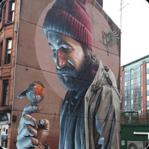 Street Photography: un viaggio attraverso i graffiti