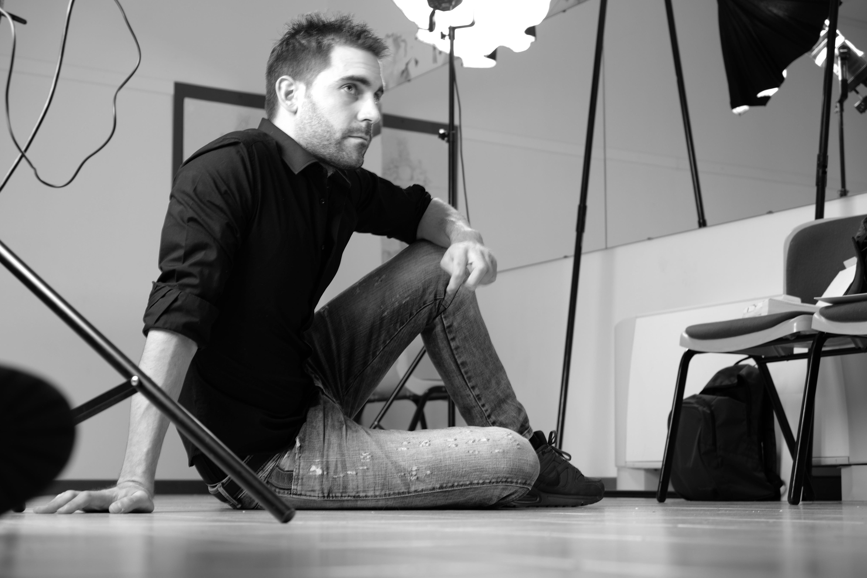 fotografare gli attori. Giovanni Gioachin fotografato da Antonio Bissato